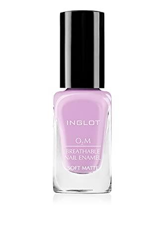 INGLOT O2M Breathable Nail Enamel 513 Soft Matte