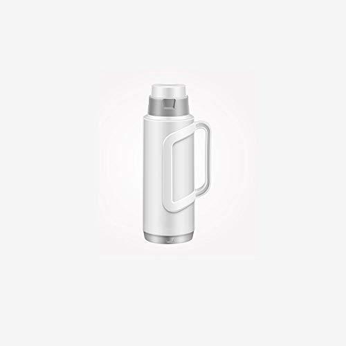 Cfiret Termo térmico de plástico con aislamiento térmico, apto para sala de estar, comedor, cocina. (Color: blanco)