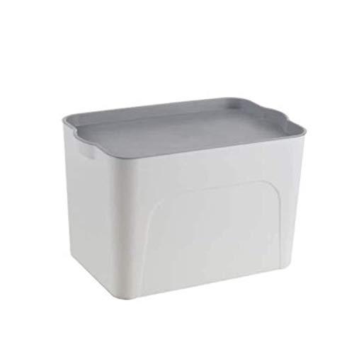 Caja de Almacenamiento de Juguete Caja de cajón de caja de almacenamiento de plástico grande Caja de almacenamiento de juguete de caja de almacenamiento de escritorio pequeño Cajas Almacenaje