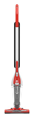 Dirt Devil Power Express Lite Stick Vacuum, Red