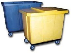 14 Bushel Yellow Poly Box Truck: Amazon.com: Industrial & Scientific