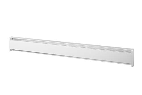 "Cadet 83"" Softheat Electric Hydronic Baseboard Heater (Model: EBHN1500W), 208/240V, 1125/1500W, White"