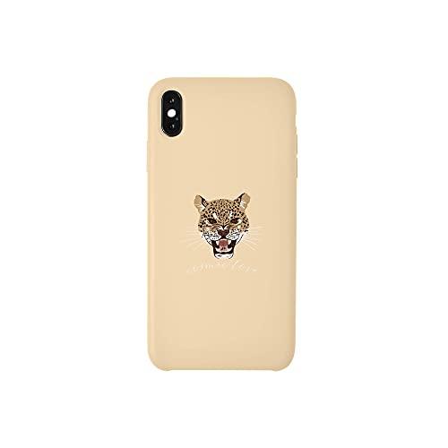 Bonamaison Funda con impresión Digital Compatible con iPhone X, Funda Protectora antigolpes, Silicona, Flexible