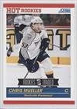 Chris Mueller (Hockey Card) 2010-11 Score Rookies & Traded - [Base] #635