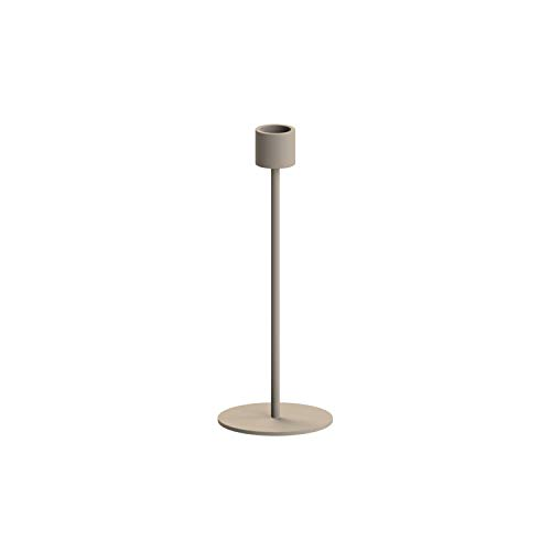 Cooee Design kerzenhalter, Edelstahl, Sand, 9 cm