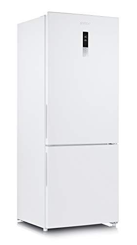 SEVERIN Kühl-/Gefrierkombination, 324 L/108 L, Energieeffizienzklasse A++, KGK 8955, weiß