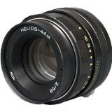 Helios 44M 58mm F2 Soviet Lens for Nikon 1