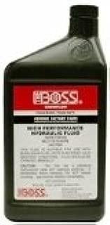 boss hydraulic fluid