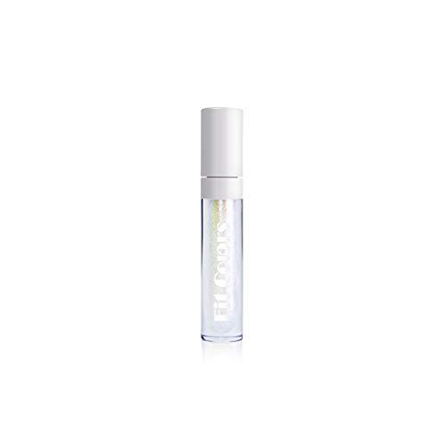 Allbestaye Plumper Lipgloss Glitzer Lip Pump Gloss Full Lips Long Lasting Durchsichtig