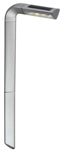 Ranex Bianca Poste Solar LED, Silver, 50,5 x 16 cm