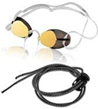 Swedes Swedish Goggles with Bungee Strap (Smoke)