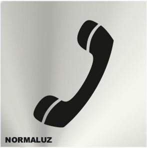 normaluz rd727004–Signal Spiegel quadratisch StVZO zugelassen Telefon Edelstahl 0,8mm 12x 12cm hohe Qualität