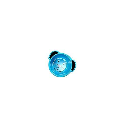 AC-Déco Gamelle pour Chien - Bleu - Accessoire Animalerie