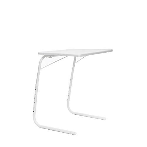 InnovaGoods Mesa Plegable Auxiliar Multiposición Foldy Table, 53 x 70 x 39...