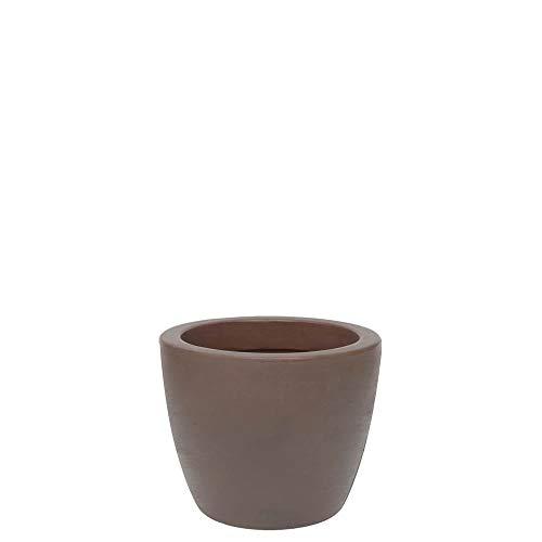 Vasart Malta Vaso de Flores, Rusty, 24x20cm, 1 Unidad