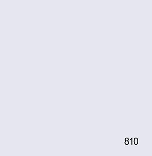 LED-Filter Zircon 810 Diffusion1, Bogen 0,61m x 0,58m, (Equi. zu LEE/Rosco 216)