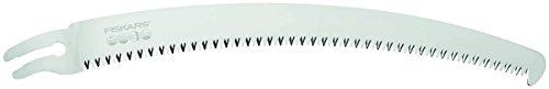 Fiskars Lame courbe de rechange pour scies de jardin professionnelles SW240 et SW330, Longueur: 33 cm, Coupe tirante, Acier, CC33, 1020193