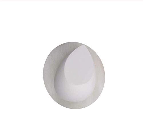 KUSAWE Éponge de maquillage 2Pc Water Drop Shape Cosmetic Puff Makeup Sponge Blending Face Foundation Cream Blending Cosmetic Powder Puff E