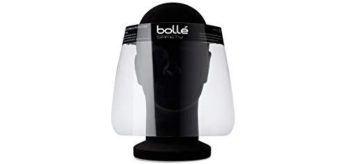 Bollé Safety DFS4, PFSDFS4107, protector facial ligero y material antivaho, anti salpicaduras y gotas, anti saliva, anti fluidos corporales. ⭐