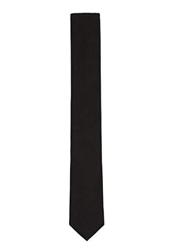 BOSS Herren Tie 6 cm In Italien gefertigte Jacquard-Krawatte aus Seide