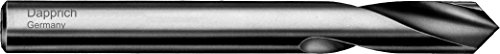Hi-Tech NC Anbohrer HSS-E Co5, 90° Werksnorm rechtsschneidend: Ø 6,0mm x Gesamtlänge 66mm x Arbeitslänge 16 mm