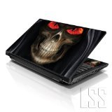 Laptop Skins Kapuzenschädel Lord 10 inch