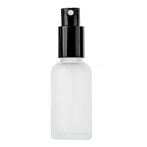 Jingyuu 5Ml Milchglas Split Flasche Feinnebel SprüHflasche Klein Aus Hochwertigem Material Mit Patentierte Verstellbare DüSe BlumensprüHer Oder Spritzflasche
