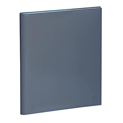 Exacompta–1–Agenda semanal de escritorio Sad 22Verona–Sept 2017A Déc 2018–18,5x 22,5cm–3, colores aleatorios