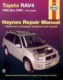 Toyota RAV4: 1996-2002: 92082 (Haynes Automotive Repair Manuals)