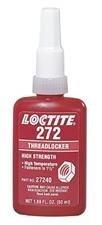 Loctite Threadlocker 272, 250mL Bottle, Red