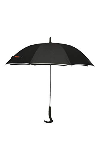 SWIMS Unisex Umbrella Long Black One Size