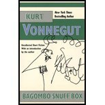 Bagombo Snuff Box (99) by Vonnegut, Kurt [Paperback (2000)]