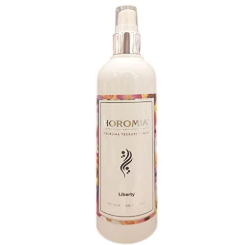 Angelica Home HOROMIA - Desodorante en spray perfumado para tejidos Liberty Spray 250 ml