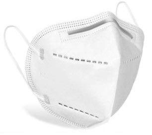 Respiratory protection-50pcs, can Prevent Harmful air Particles.