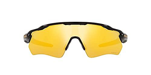 Oakley Gafas de sol OO9208 RADAR EV PATH 9208C9 Gafas de sol Hombre color Negro dorado tamaño de lente 38 mm