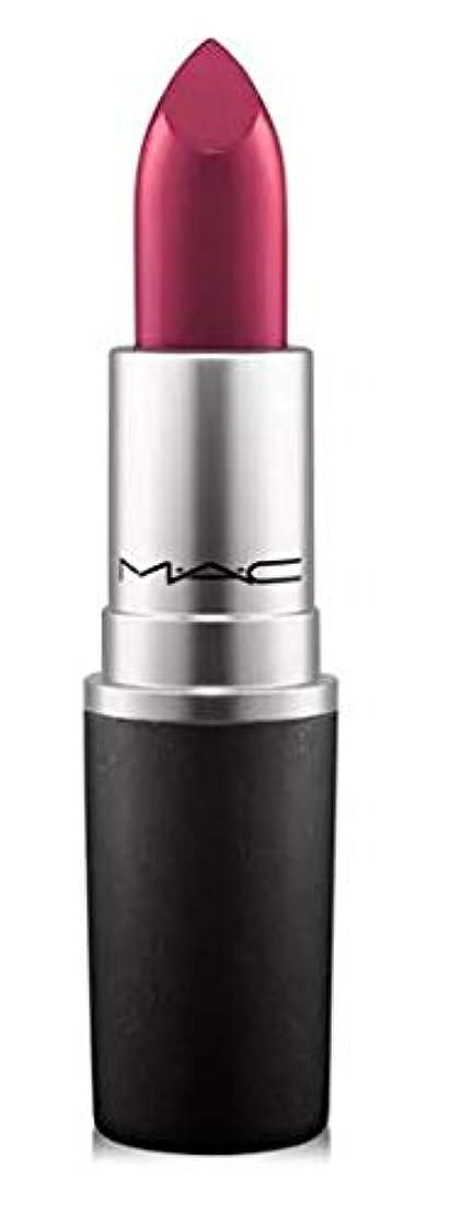 近傍殺人闘争マック MAC Lipstick - Plums Party Line - red-toned plum (Cremesheen) リップスティック [並行輸入品]