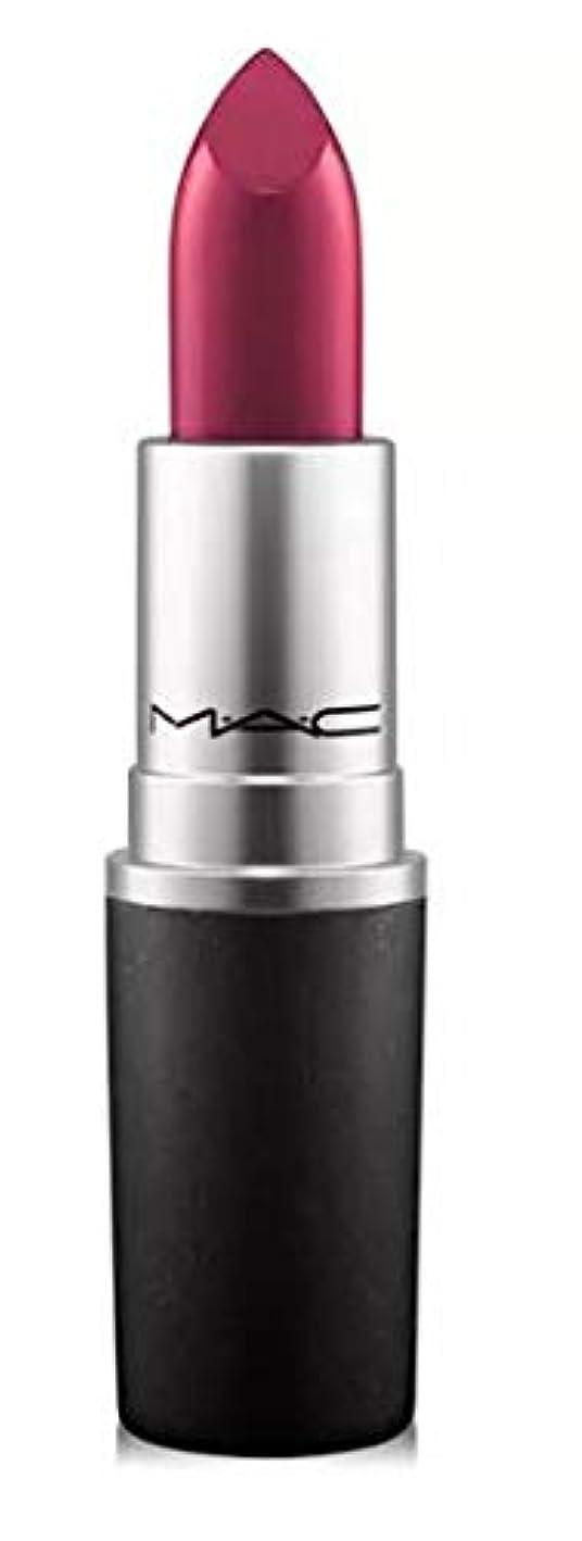 ペルソナ適応的ピルファーマック MAC Lipstick - Plums Party Line - red-toned plum (Cremesheen) リップスティック [並行輸入品]