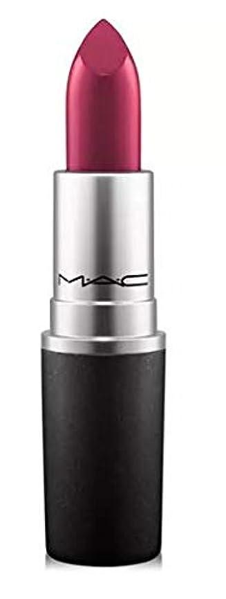 露局見込みマック MAC Lipstick - Plums Party Line - red-toned plum (Cremesheen) リップスティック [並行輸入品]