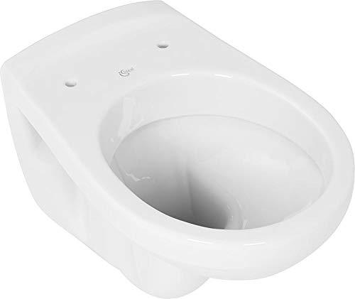 Ideal Standard - WC Toilette Wand WC Tiefspüler - 355 x 370 x 520 mm - Farbe weiss - K286201