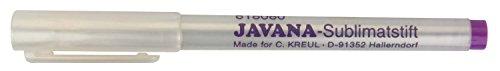KREUL 818080 JAVANA Sublimat Pen – Violet