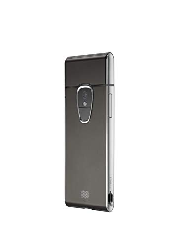Sirin Labs Finney U1 (128GB eMMC, 6GB RAM LPDDR4, 4G/LTE, CDMA) State-of-The-Art Ultra Secured Blockchain Smartphone (Pebble Grey)