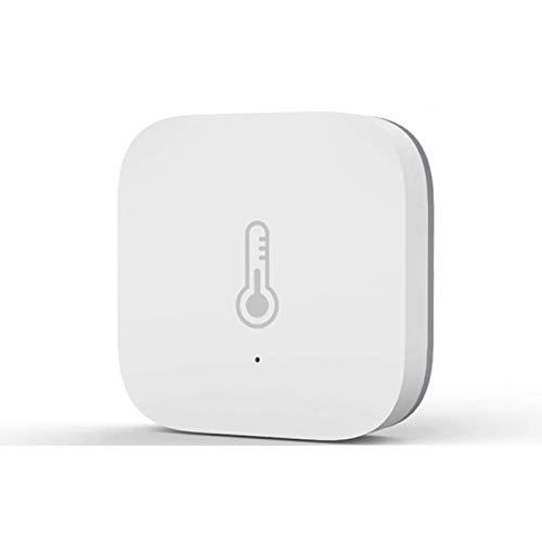 Aqara Intelligente Temperatur Luftfeuchtigkeit Sensor Atmosphärendruck-Echtzeitmonitor, Smart Home ZigBee WiFi Wirless Drahtloses Arbeiten mit der mit Mihome Mijia App
