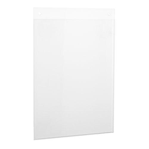 PLEXIGLAS - Placa para puerta (DIN A5, formato vertical)