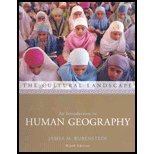 Cultural Landscape An Introduction to Human...