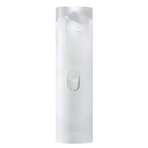 Pulverizador facial, nano pulverizador de reposición de agua humidificador de spray frío portátil pequeño portátil de mano 20 ml tanque de agua grande