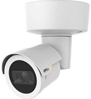 Axis Communications 01049-001 M2026-LE Mk II 4MP Outdoor Network Bullet Camera with Night Vision (White)