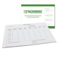 Tachodisc Log Book