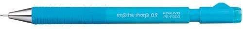 コクヨ 鉛筆シャープ TypeS スピードインモデル 0.9 ライトブルー PS-P300LB-1P 【× 4 本 】