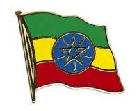 Äthiopien Flaggen Pin Fahnen Pin Flaggenpin
