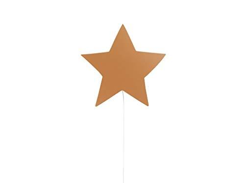 Ferm Living - Star wandlamp, Mustard